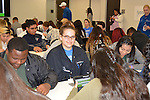 Energized for STEM High School students are challenged by having to balance a personal finance budget.