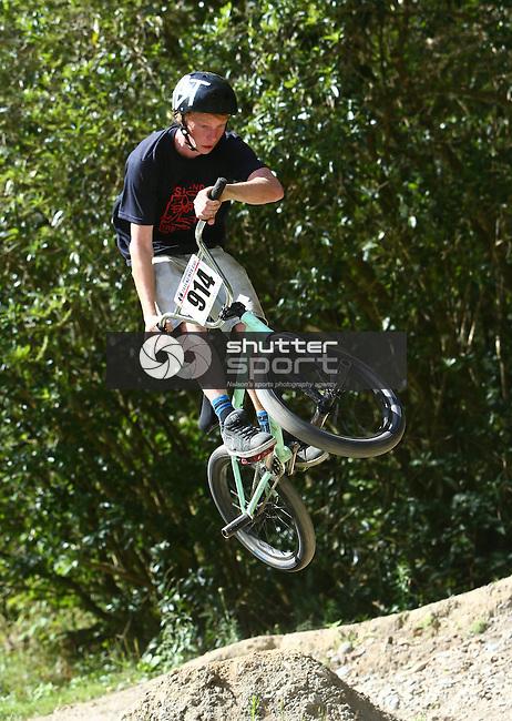 Zero Gravity Freestyle Bike Event, Nelson BikeFest 2015, Brandford Reserve, Gravity Jump Track, 07 February, Photographer: Evan Barnes/Shuttersport