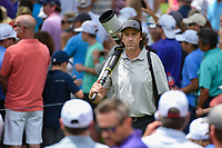Getty photographer, Tom Pennington makes his way to the tee on 3 during round 4 of the 2019 Charles Schwab Challenge, Colonial Country Club, Ft. Worth, Texas,  USA. 5/26/2019.<br /> Picture: Golffile | Ken Murray<br /> <br /> All photo usage must carry mandatory copyright credit (© Golffile | Ken Murray)