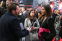"""Naomie Harris<br /> arriving for the """"Rampage"""" premiere at the Cineworld Empire Leicester Square, London<br /> <br /> ©Ash Knotek  D3395  11/04/2018"""