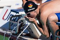 DIENER Christian GER<br /> 50 backstroke men<br /> Roma 29-06-2018 Stadio del Nuoto Foro Italico <br /> FIN 55 Trofeo Sette Colli 2018 Internazionali d'Italia<br /> Photo Andrea Staccioli/Deepbluemedia/Insidefoto