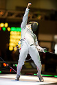 Kenta Chida (JPN), OCTOBER 16, 2011 - World Fencing Championship Catania 2011, Teams Men's Foil at Palaghiaccio, Catania, Italy, (Photo by Enrico Calderoni/AFLO SPORT) [0391]