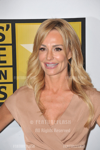 Taylor Armstrong at the inaugural Critics' Choice Television Awards, presented by the Broadcast Television Journalists Association, at the Beverly Hills Hotel..June 20, 2011  Beverly Hills, CA.Picture: Paul Smith / Featureflash