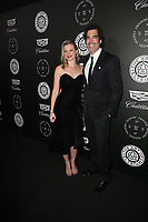 SANTA MONICA, CA - JANUARY 6: Amy Smart and Carter Oosterhouse at Art of Elysium's 11th Annual HEAVEN Celebration at Barker Hangar in Santa Monica, California on January 6, 2018. <br /> CAP/MPI/FS<br /> &copy;FS/MPI/Capital Pictures