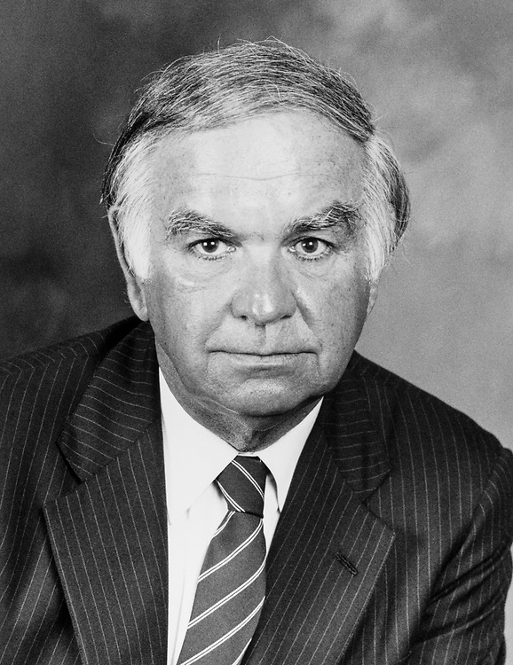 Rep. Joe Moakley, D-Mass., in 1984. (Photo by CQ Roll Call)