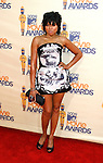 UNIVERSAL CITY, CA. - May 31: Actress Taraji Henson arrives at the 2009 MTV Movie Awards held at the Gibson Amphitheatre on May 31, 2009 in Universal City, California.
