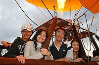 20121209 December 09 Hot Air Balloon Cairns
