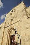 Israel, Jerusalem, Saint Anne Church, a 12th-century Crusader church