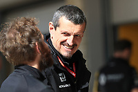 2nd November 2019; Circuit of the Americas, Austin, Texas, United States of America; Formula 1 United Sates Grand Prix, qualifying day; Guenther Steiner, Team Principal of Haas F1 Team - Editorial Use