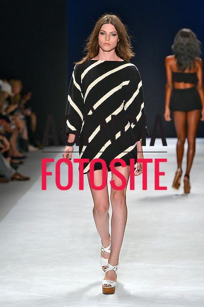 Nova Iorque, EUA '07/09/2013 - Desfile de Jill Stuart durante a Semana de moda de Nova Iorque  -  Verao 2014. <br /> Foto: FOTOSITE