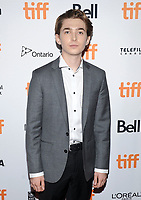 09 September 2017 - Toronto, Ontario Canada - Austin Abrams. 2017 Toronto International Film Festival - &quot;Brad's Status&quot; Premiere held at Winter Garden Theatre. <br /> CAP/ADM/BPC<br /> &copy;BPC/ADM/Capital Pictures