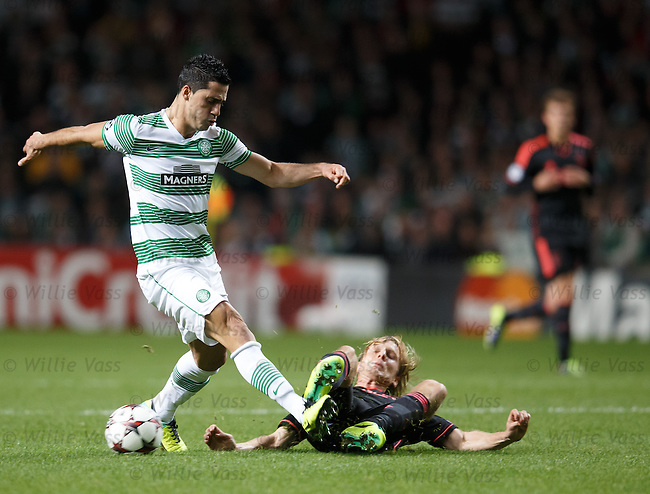 Beram Kayal and Christian Poulsen