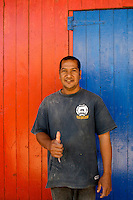 Local Guy in Neiafu, Vavau, Tonga
