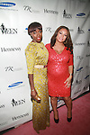 Honorees Estelle and Egypt Sherrod Attend the 3rd Annual WEEN Awards Honoring Estelle, Keri Hilson, Tracy Wilson Mourning, Egypt Sherrod, Danyel Smith and Jennifer Yu Held at Samsung Experience at Time Warner Center, NY  11/10/11