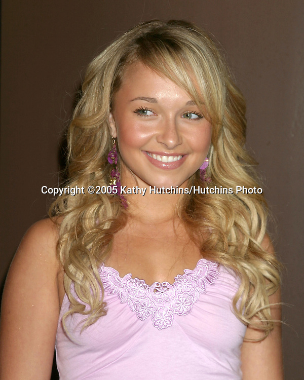 Hayden Panettiere.Teen People Party.The Cabana Club.Los Angeles, CA.August  13, 2005.©2005 Kathy Hutchins / Hutchins Photo