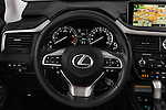 Car pictures of steering wheel view of a 2016 Lexus RX Executive 5 Door SUV Steering Wheel