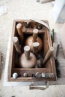 Peccia, Skulpturschule