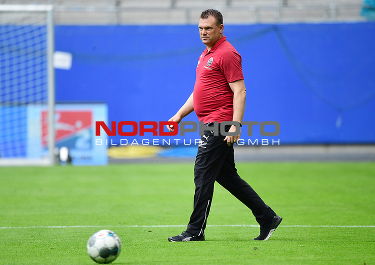 Trainer Uwe Koschinat (Sandhausen)<br />