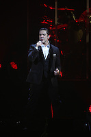 Alejandro Fernandez during his concert at the MGM in Las Vegas Nevada, 15 September 2013.<br /> (photo: NortePhoto)