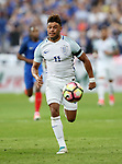 England's Alex Oxlade-Chamberlain in action during the Friendly match at Stade De France Stadium, Paris Picture date 13th June 2017. Picture credit should read: David Klein/Sportimage
