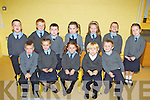 Junior Infants from Tarbert National School who started their school journey last Monday morning. .*No Names Policy*