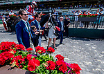 June 8, 2019 : #2, Midnight Bisou, ridden by jockey Mike Smite, wins the Ogden Phipps Stakes on Belmont Stakes Festival Saturday at Belmont Park in Elmont, New York. Scott Serio/Eclipse Sportswire/CSM