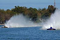 "Scott Liddycoat, GP-93 ""Renegade"" , Andrew Tate, GP-14 ""Legacy 3""             (Grand Prix Hydroplane(s)"