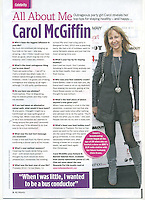 My Weekly<br /> Carol McGiffin by JIL<br /> 40954<br /> tearsheet