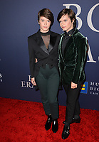 LOS ANGELES, CA. October 29, 2018: Emily Hinkler &amp; Elizabeth Hinkler at the Los Angeles premiere for &quot;Boy Erased&quot; at the Directors Guild of America.<br /> Picture: Paul Smith/Featureflash