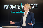 Claire Cockerton CEO Innovate Finance.  Launch of Innovate Finance, Level39, Canary Wharf.