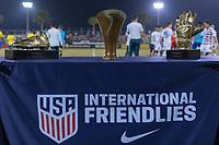LAKEWOOD RANCH, FL - December 2, 2018: Portugal Under-17 Men's National Team. The 2018 Nike International Friendlies at Premier Sports Campus.
