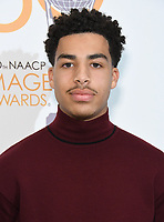 09 March 2019 - Hollywood, California - Marcus Scribner. 50th NAACP Image Awards Nominees Luncheon held at the Loews Hollywood Hotel. Photo Credit: Birdie Thompson/AdMedia