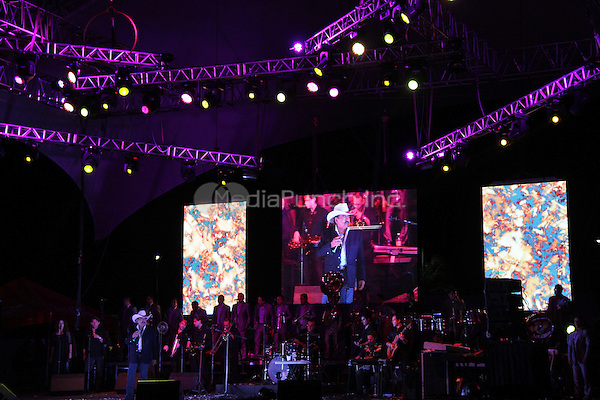 Joan Sebastián during the closing concert performance of The 2012 Durango Festival. Mexico. July 22, 2012. C.Marquez/NortePhoto/MediaPunch Inc. ***FOR USA ONLY***