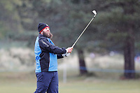 Andrew Johnston plays his approach to the 6th during the Hero Pro-am at the Betfred British Masters, Hillside Golf Club, Lancashire, England. 08/05/2019.<br /> Picture David Kissman / Golffile.ie<br /> <br /> All photo usage must carry mandatory copyright credit (© Golffile | David Kissman)