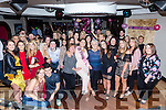 Christine Leahy, Stack's Villas, Tralee celebrates her 21st Birthday with family and friends at Benners Hotel on Saturday