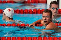 Gregorio Paltrinieri Italia Bronze Medal Men's 1500m Freestyle <br /> Swimming - Nuoto <br /> Barcellona 4/8/2013 Palau St Jordi <br /> Barcelona 2013 15 Fina World Championships Aquatics <br /> Foto Andrea Staccioli Insidefoto