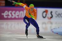 SCHAATSEN: HEERENVEEN: Thialf, World Cup, 02-12-11, 500m B, Michel Mulder NED, ©foto: Martin de Jong