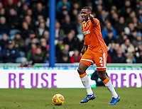 Blackpool's Donervon Daniels<br /> <br /> Photographer Andrew Kearns/CameraSport<br /> <br /> The EFL Sky Bet League One - Portsmouth v Blackpool - Saturday 12th January 2019 - Fratton Park - Portsmouth<br /> <br /> World Copyright © 2019 CameraSport. All rights reserved. 43 Linden Ave. Countesthorpe. Leicester. England. LE8 5PG - Tel: +44 (0) 116 277 4147 - admin@camerasport.com - www.camerasport.com