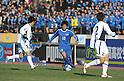 Yoshifumi Wakabayashi (Oita), JANUARY 9, 2012 - Football /Soccer : 90th All Japan High School Soccer Tournament final between Ichiritsu Funabashi 2-1 Yokkaichi Chuo Kogyo at National Stadium, Tokyo, Japan. (Photo by Atsushi Tomura/AFLO SPORT) [1035]