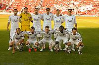 Toronto FC vs Vancouver Whitecaps - June 29, 2011