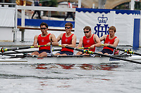 Race: 29 - Event: BRITANNIA - Berks: 438 AGECROFT R.C. - Bucks: 446 NEW YORK ATHLETIC CLUB, USA<br /> <br /> Henley Royal Regatta 2017<br /> <br /> To purchase this photo, or to see pricing information for Prints and Downloads, click the blue 'Add to Cart' button at the top-right of the page.