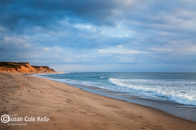Morning on Coast Guard Beach, Cape Cod National Seashore, Eastham, MA, USA