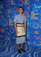 WEST HOLLYWOOD, CA - SEPTEMBER 24: Amini Fonua attends the Los Angeles LGBT Center's 47th Anniversary Gala Vanguard Awards at Pacific Design Center on September 24, 2016 in West Hollywood, California. (Credit: Parisa Afsahi/MediaPunch).