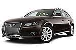 Audi A4 Allroad Quattro Wagon 2012