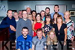 Birthday<br /> -----------<br /> John O'Sullivan seated from Blennerville had a great night in the Munster bar, Tralee celebrating his 6th birthday along with many friends and family.