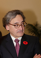 Montreal, Quebec, CANADA  - Michael Sabia, President and CEO , Caisse de Depot et Placement du Quebec