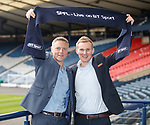 Stephen Craigan and Darrell Currie
