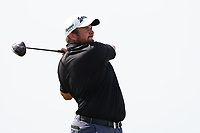 Shane Lowry (IRL) on the 9th during Round 3 of the Saudi International at the Royal Greens Golf and Country Club, King Abdullah Economic City, Saudi Arabia. 01/02/2020<br /> Picture: Golffile | Thos Caffrey<br /> <br /> <br /> All photo usage must carry mandatory copyright credit (© Golffile | Thos Caffrey)