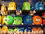 Souvenirs, M & M's Gift Shop, Las Vegas, Nevada