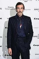 Richard Biedul<br /> arriving for the Esquire Townhouse 2019 launch party, London.<br /> <br /> ©Ash Knotek  D3528 16/10/2019